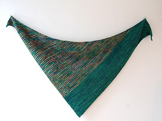 Drea S Shawl Pattern By Craig Rosenfeld Ravelry