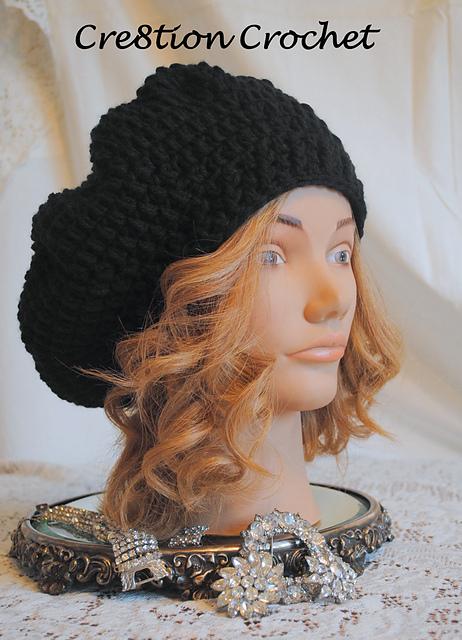 Ravelry Miranda Adult Slouch Hat Pattern By Lorene Haythorn