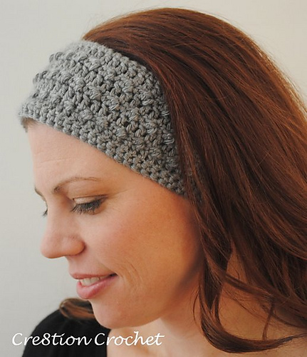 Ravelry: Sleek and Skinny Ear Warmer/ Headband pattern by Lorene ...
