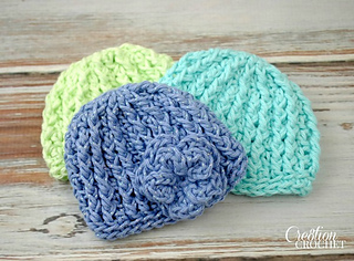Ravelry Crochet Preemie Hat Pattern By Lorene Haythorn Eppolite
