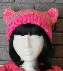 Ravelry Pay It Forward Pussy Hat Pattern By Kathryn A Clark