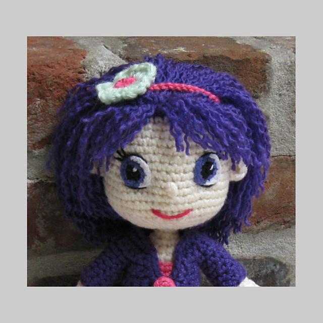 Ravelry Eyes For Amigurumi Dolls Pattern By Crochet Cute Dolls