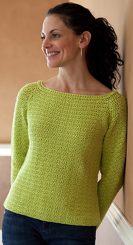Ravelry: Custom Crocheted Sweaters: Make Garments That Really Fit ...