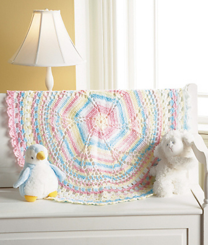 Ravelry: Leisure Arts #6187 The Best of Mary Maxim Baby Afghans