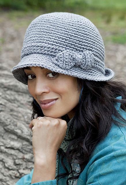 Ravelry: Elegant Hat pattern by Kim Guzman