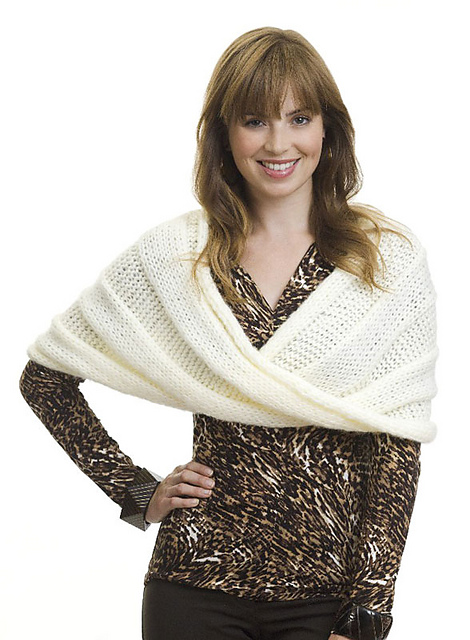 Ravelry Moebius Wrap Archived Pattern By Marilyn Losee