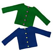 Crochet_classic_children_cardigan_sweater_small_best_fit