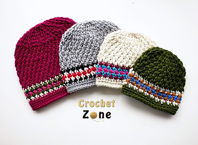 Ravelry: Knock Around Hat pattern by MA Santos