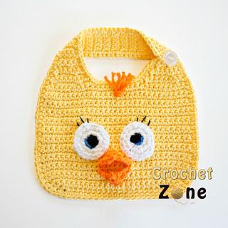 Free_crochet_pattern_animal_friends_bibs_chick_on_crochetzone