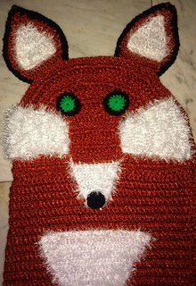 Ravelry Foxy Bodypillow Pattern By Crojennifer