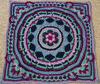 Ravelry Sophies Garden Pattern By Dedri Uys