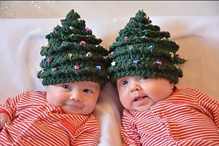 Ravelry  Christmas Tree Beaded Hat pattern by Jocelyn Sass 072c66750871