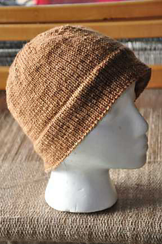 Ravelry Historical Knitted Cap Pattern By Nina Bates