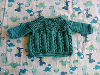 8e4017c381ad new design 80756 fae8c ravelry bella baby jacket pattern by marianna ...