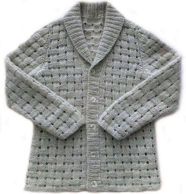 """男孩的羊毛衫""""森林散步""""(3岁~7岁) - maomao - 我随心动"""