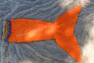 Ravelry Mermaid Tail Pattern By Dbnicegirl Designs
