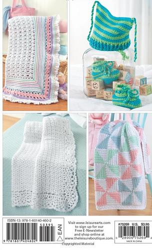 0460b5b8d Ravelry  Pinwheel Baby Blanket pattern by Marilyn Losee
