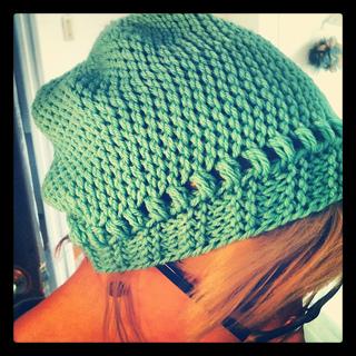 Ravelry: Hipster Hat pattern by Hailey Redden