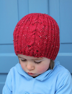 5ad008d6507 Ravelry  Camden Twist Beanie pattern by Playing With Fibre
