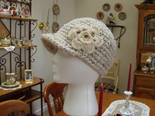Ravelry  Hat with Brim pattern by Teresa Richardson 8f73fbfba08