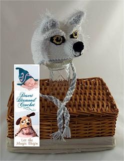 Ravelry  081 - White Wolf Hat pattern by Desert Diamond Crochet 58b186df045