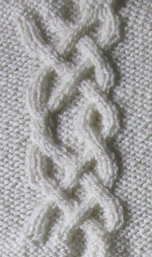 Ravelry Celtic Knots For Knitting Patterns