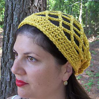Ravelry  Summer Mesh Slouch Hat pattern by Diane Lupton 616c6bcc149