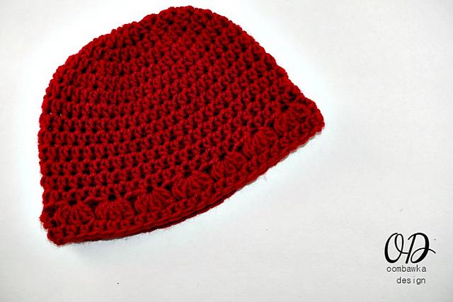Ravelry Annies Simple Hat Pattern By Rhondda Mol Oombawka Design