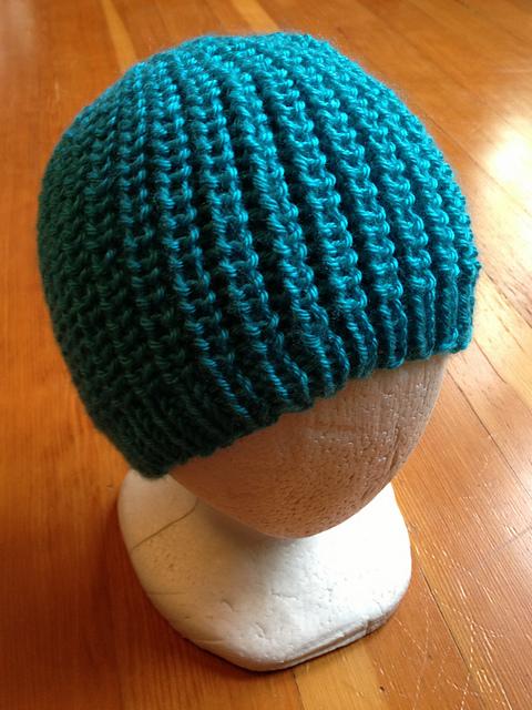 Ravelry Half Brioche Stitch Chemo Cap Pattern By Diane M Howard