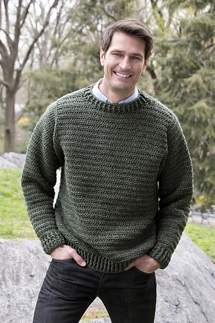 Ravelry Father Pullover Pattern By Melissa Leapman