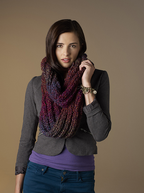 Ravelry Out Of This World Cowl Pattern By Brenda K B Anderson