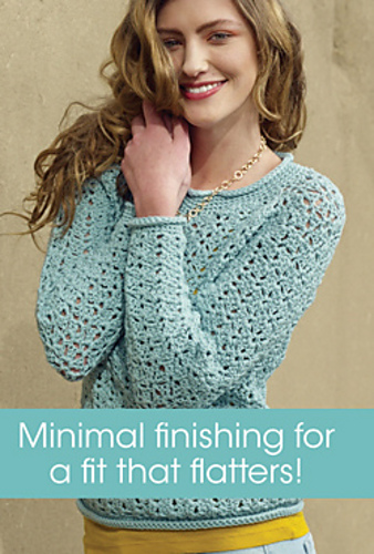 5fb0b416fed1 Ravelry  Interweave Crochet Presents Top-Down Seamless Crochet DVD ...