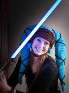 Ravelry Dragonbird S Star Wars Twi Lek Hat