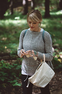 7594176b7076c5 Ravelry  The Weekender pattern by Andrea Mowry