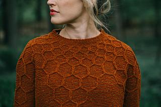 Wool & Honey pattern by Andrea Mowry