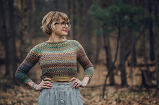 Ravelry Shifty Pattern By Andrea Mowry