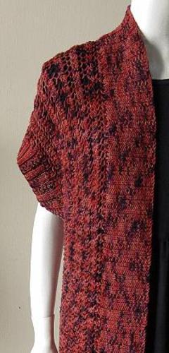 Ravelry Long Kimono Vest Pattern By Dawn Leeseman