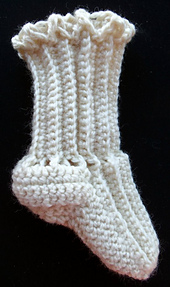 Infants_bootee_in_single_crochet_small_best_fit