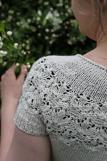 Blooming Meadow pattern by Dieuwke Schack-Mulligen