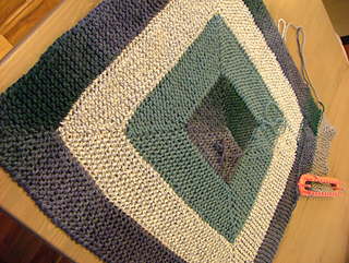 Ravelry 10 Stitch Blanket For Loom Knitters Pattern By Charity Windham