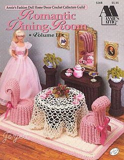 Ravelry: Annie's Fashion Doll Home Decor Crochet Collector's