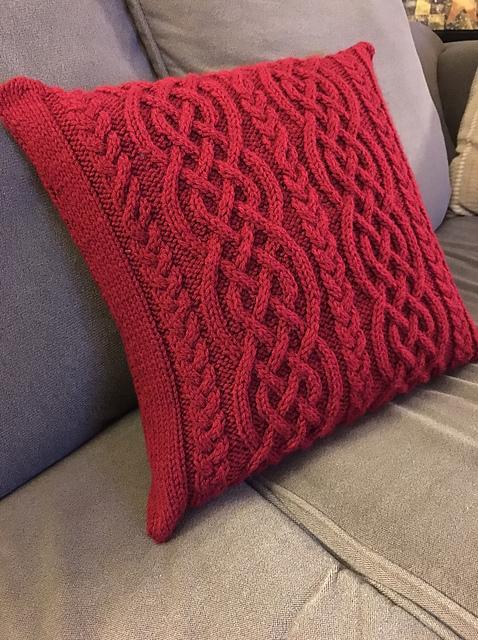 Celtic Cable Knit Stitch Pattern Roundup   Studio Knit
