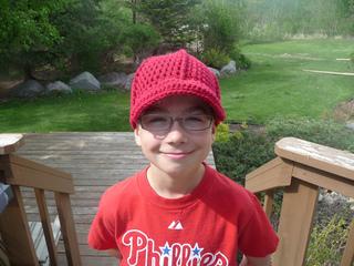 Ravelry  Crochet Baseball Cap pattern by Briana Olsen 96501606ba0