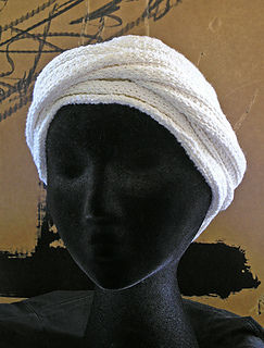 Ravelry  Esprit Chemo Turban pattern by Ann Cannon-Brown 8c12630d4d6