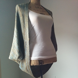 Ravelry: Simple Knit Shrug pattern by Purl Avenue