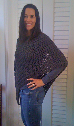 Ravelry Customizable Poncho Pattern By Patti Beauteous Crochet Poncho Pattern Ravelry