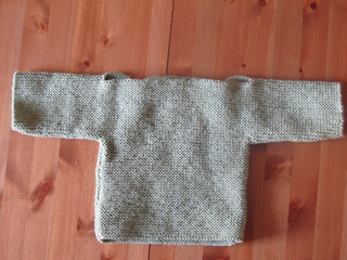 034688e01e05 Ravelry  One-Piece Baby Pullover pattern by Lion Brand Yarn