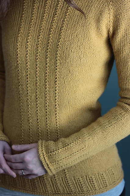 Ravelry Brassica Pullover Pattern By Elizabeth Smith