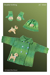 S_green_cardigan_with_dog_pattern_small_best_fit