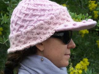 Ravelry  Baby Pink Wool Base Ball Cap pattern by Emily Bieman 3296f91ceb5c
